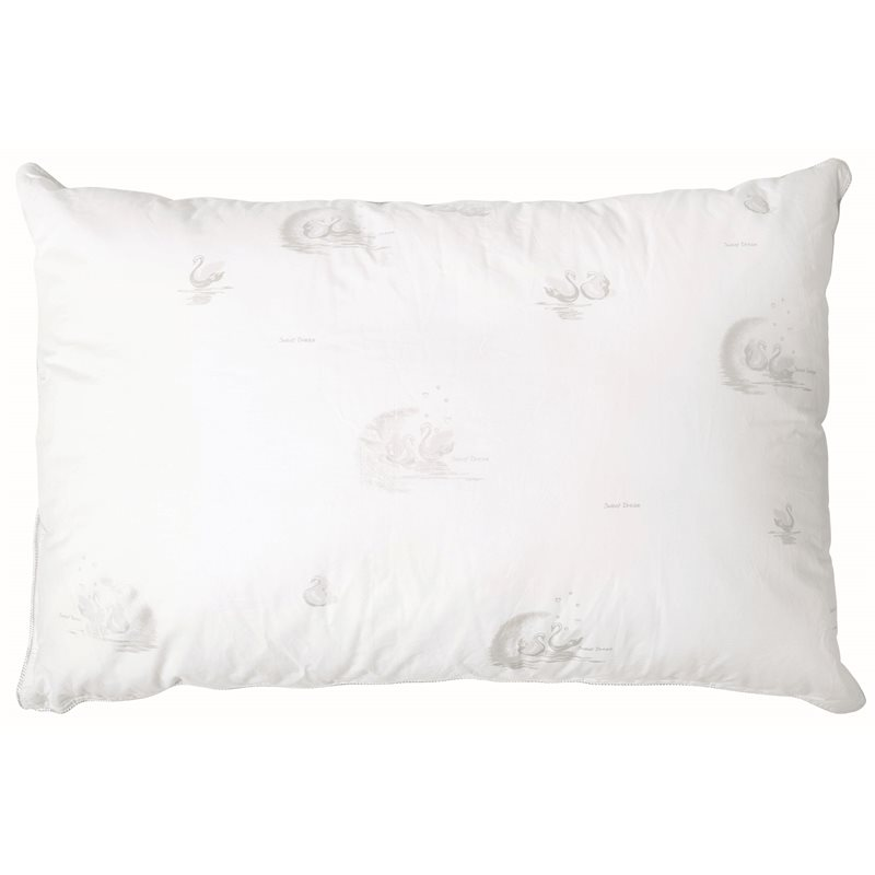 Deluxe microfiber pillow