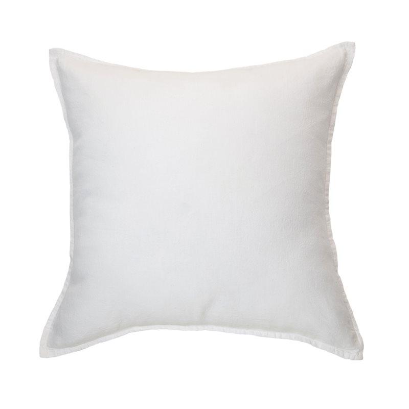 Linen stone wash white