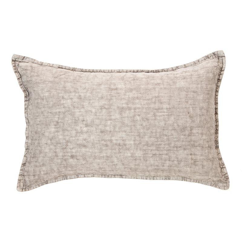 Linen stone wash gris