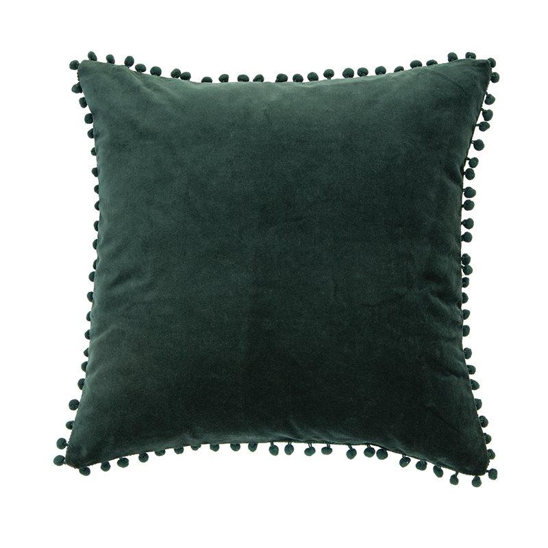 Velvet dark green