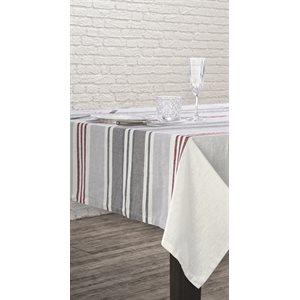 Ciabatta linen tablecloth