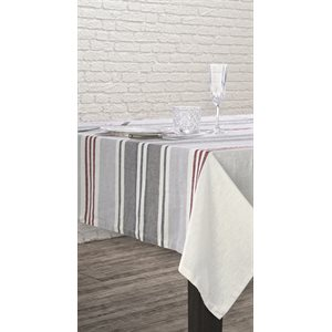 Ciabatta linen tablecloth