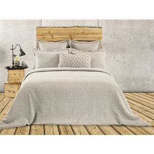 Cache oreiller europeen Rustic