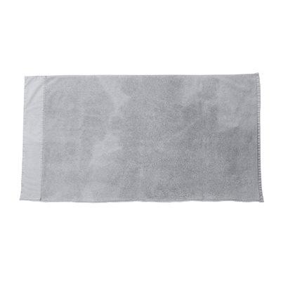 Serviette à main gris pâle Stone Wash