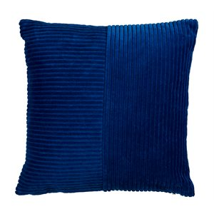 Coussin bleu Celeste