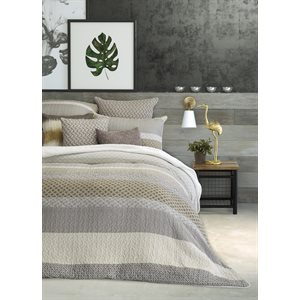 Ethan quilted duvet cover