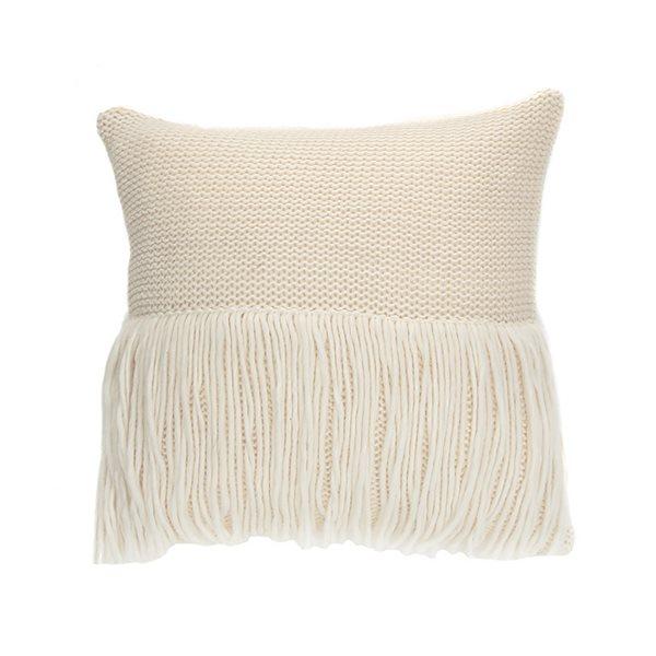 Jenny fringe european pillow