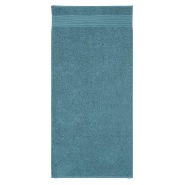 Serviette de bain turquoise Spa