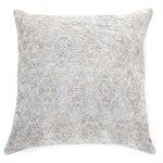Toro grey european pillow
