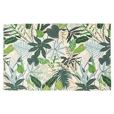 Tropix tropical area rug