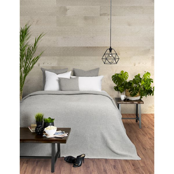 Westmount grey blanket