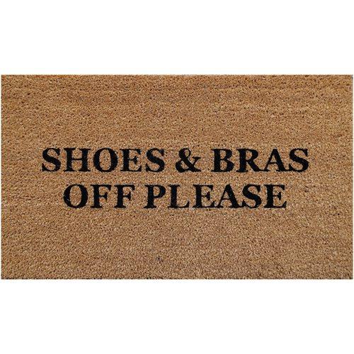 Carpette de coco Shoes & Bras...