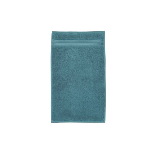 Spa turquoise guest towel