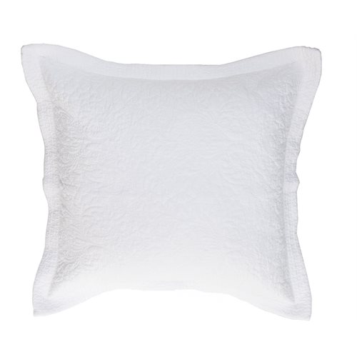 Cache coussin blanc Taylor