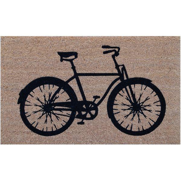 Carpette de coco Vélo