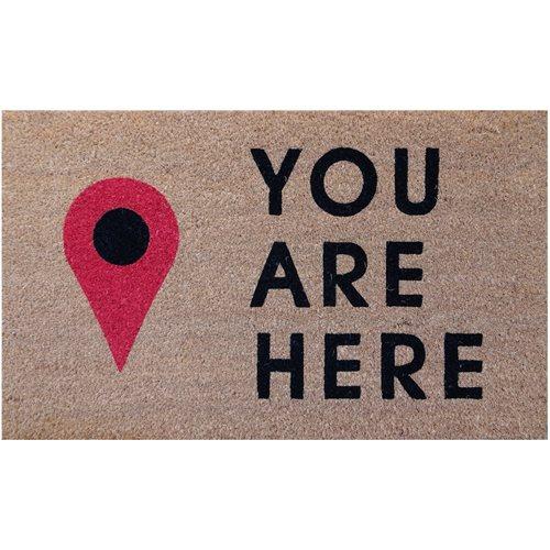 Carpette de coco You are here